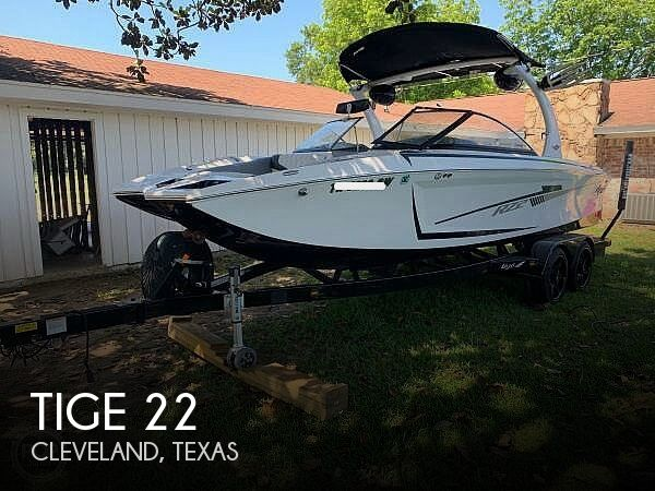 Used Tige Boats For Sale by owner | 2013 Tige 22