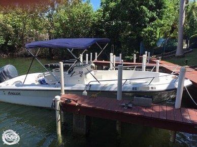 Angler 220B, 24', for sale - $17,000