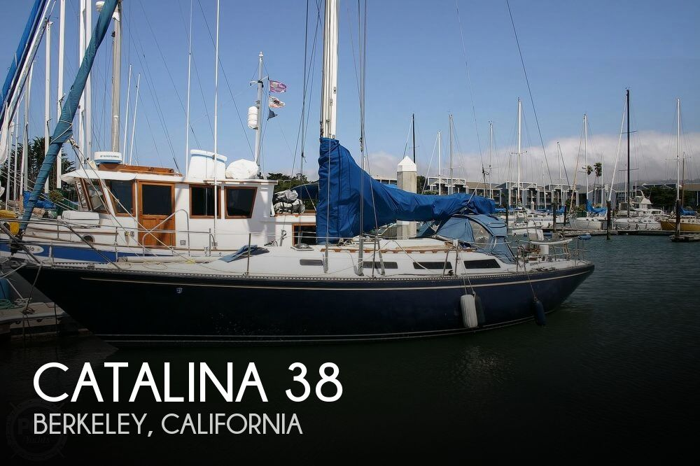 1982 CATALINA YACHTS 38 for sale