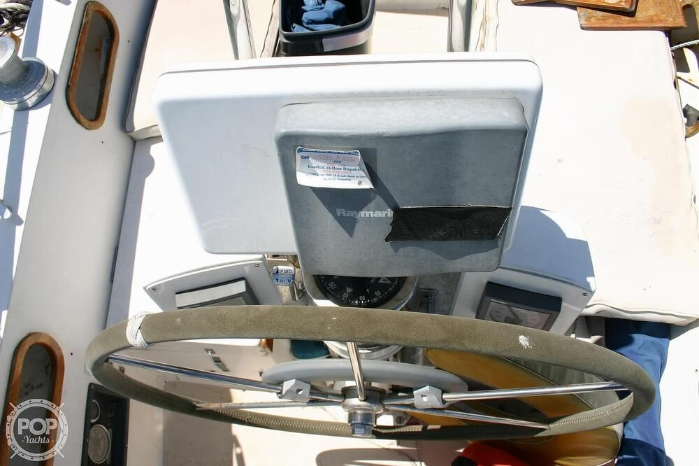 1982 Catalina Yachts boat for sale, model of the boat is 38 & Image # 38 of 40