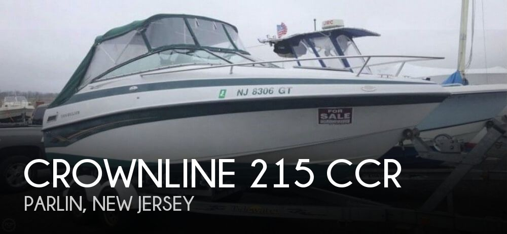 Used Boats For Sale by owner | 2003 Crownline 21