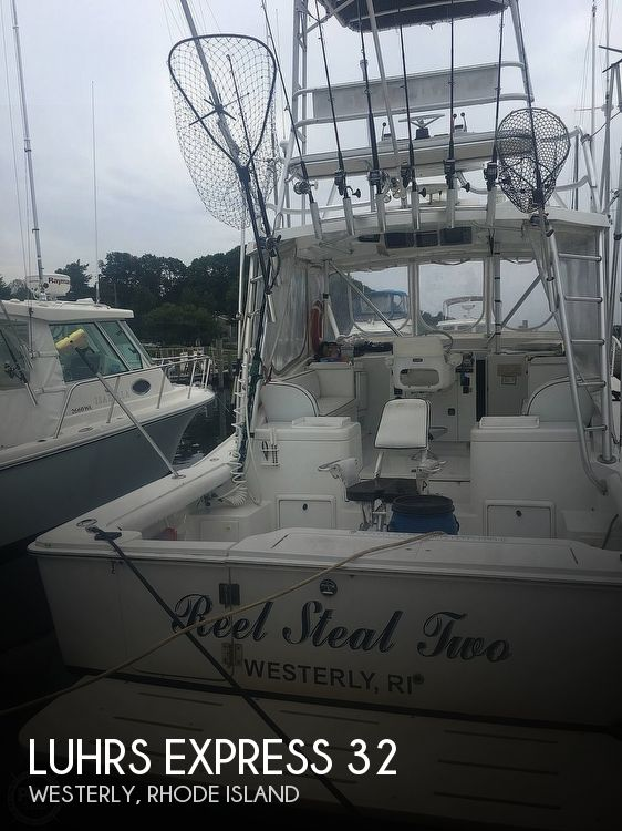 Used Luhrs Boats For Sale by owner | 1994 Luhrs Express 32