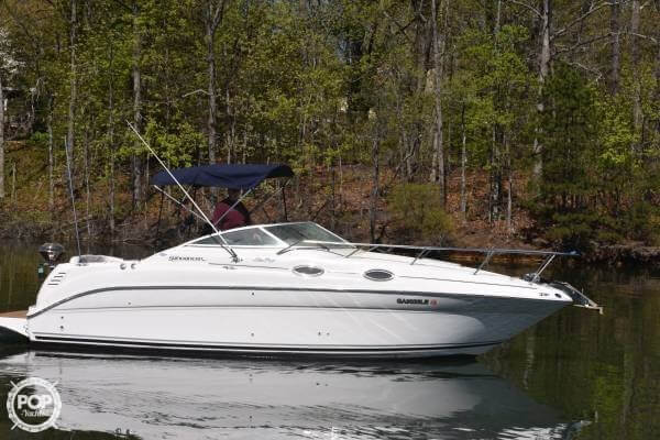1999 Sea Ray boat for sale, model of the boat is 260 Sundancer & Image # 3 of 41