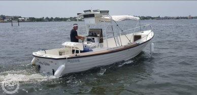 1985 Mark O Custom Boats Atlantic City Skiff - #1