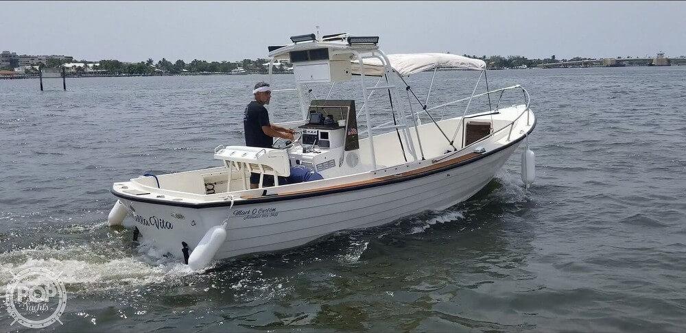 1985 Mark O Custom Boats Atlantic City Skiff - #$LI_INDEX
