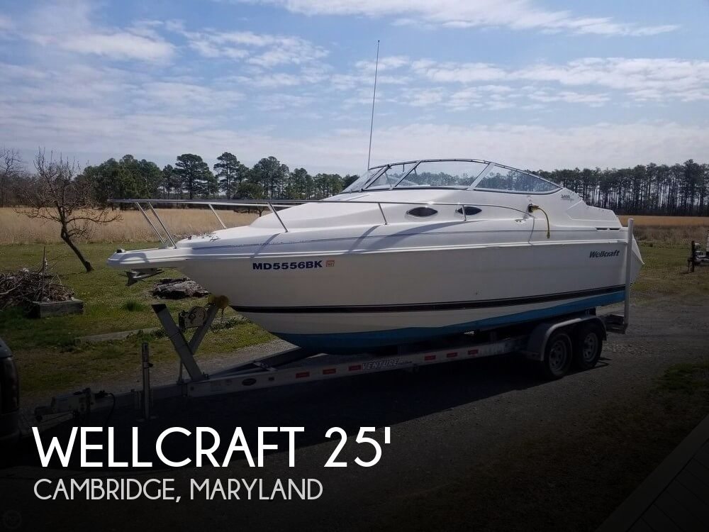 Used Wellcraft 25 Boats For Sale by owner | 2000 Wellcraft 25