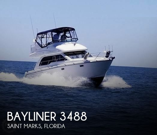 Used Bayliner Motoryachts For Sale by owner | 2001 Bayliner 34
