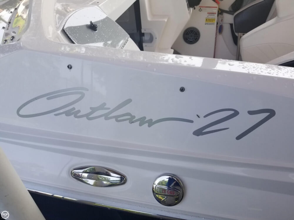 2019 Baja boat for sale, model of the boat is 27 Outlaw & Image # 13 of 41