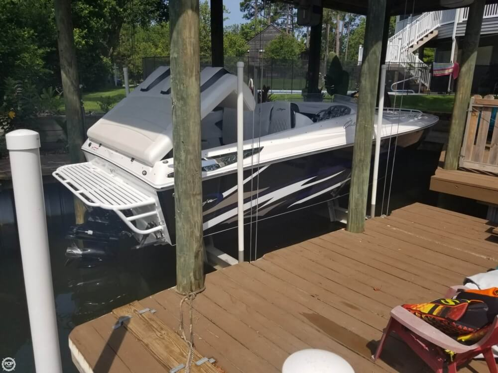2019 Baja boat for sale, model of the boat is 27 Outlaw & Image # 16 of 41