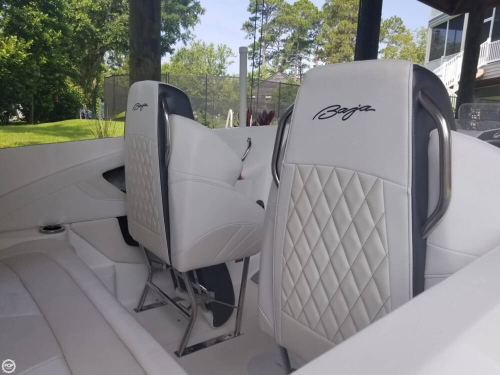 2019 Baja boat for sale, model of the boat is 27 Outlaw & Image # 18 of 41