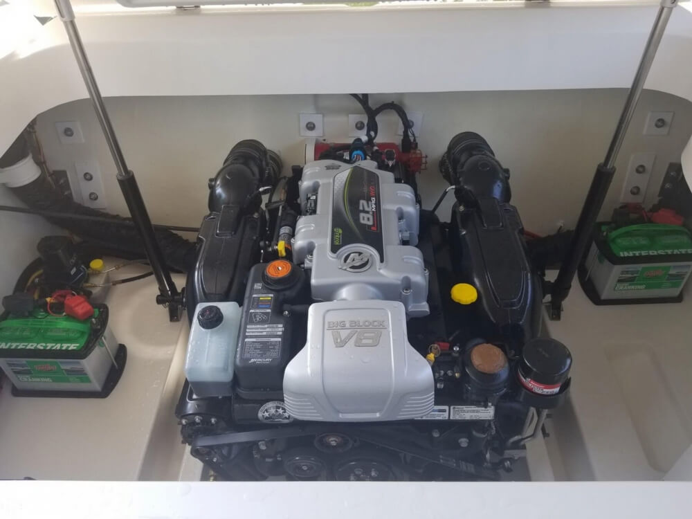 2019 Baja boat for sale, model of the boat is 27 Outlaw & Image # 10 of 41