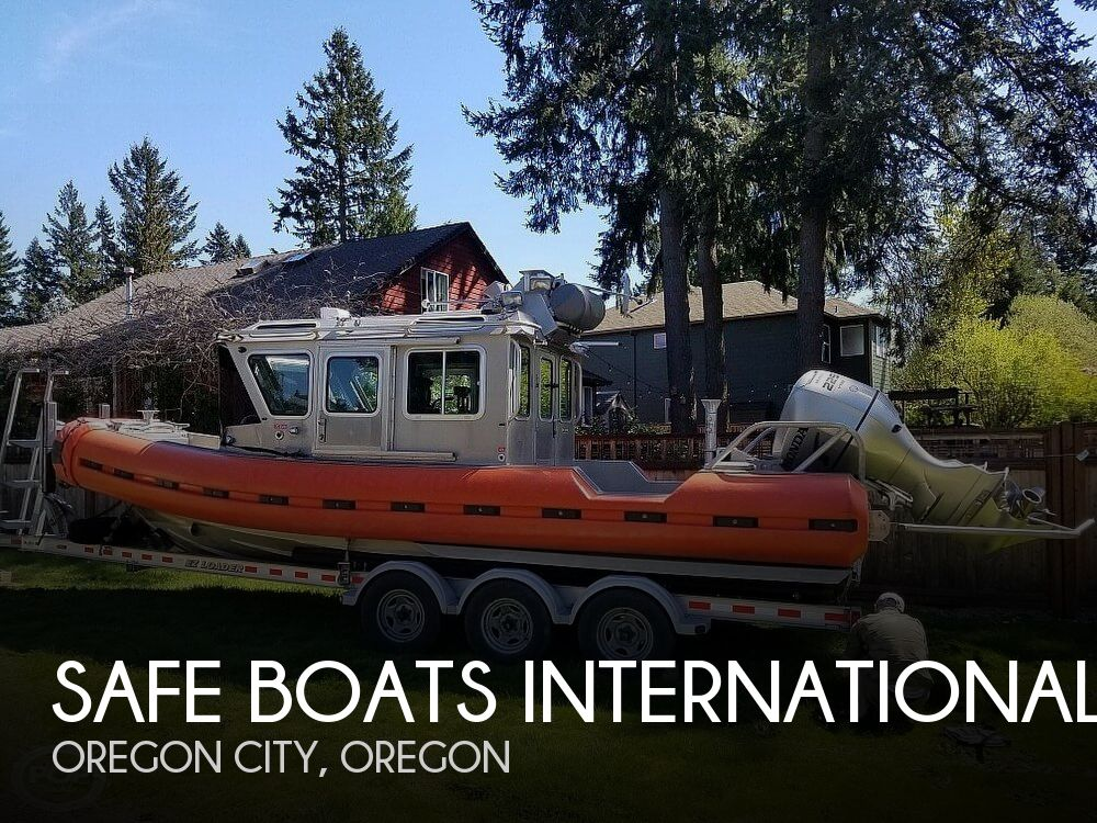 Used Boats For Sale in Oregon by owner | 2008 SAFE Boats International 25