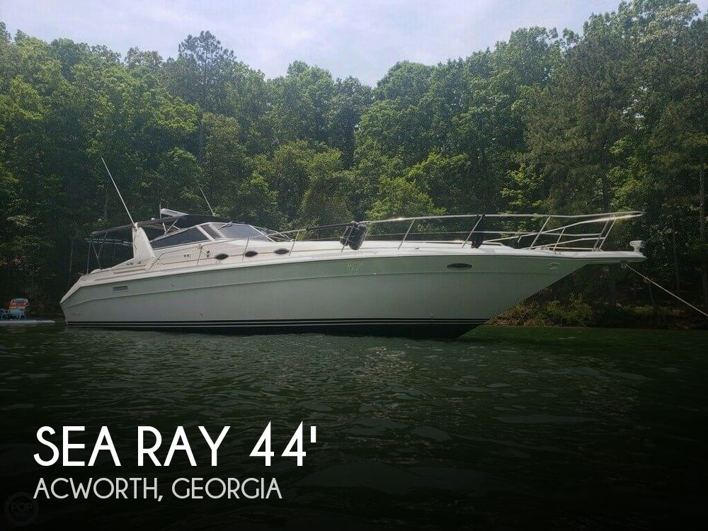 1995 Sea Ray 440 - image 1