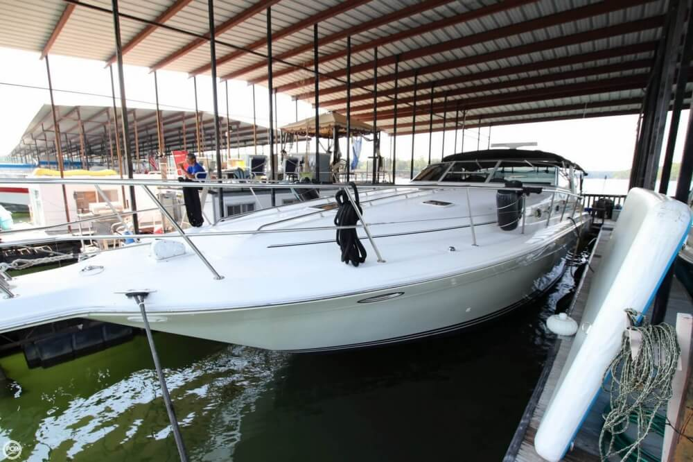 1995 Sea Ray 440 - image 32