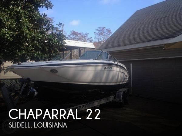 Used Chaparral 22 Boats For Sale by owner | 2010 Chaparral 22