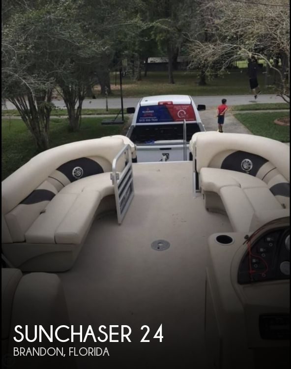 Used Sunchaser Boats For Sale by owner | 2016 Sunchaser 24