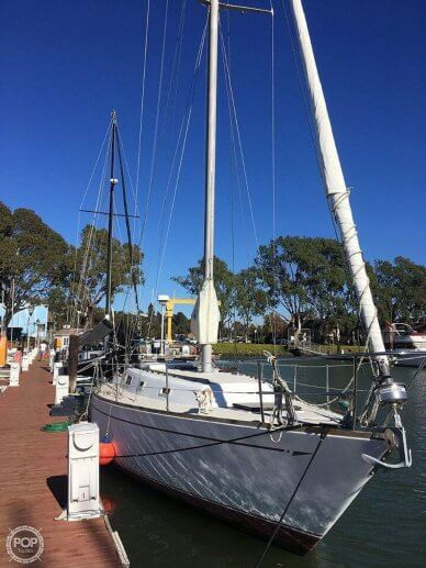 CAL 39, 39', for sale - $38,900