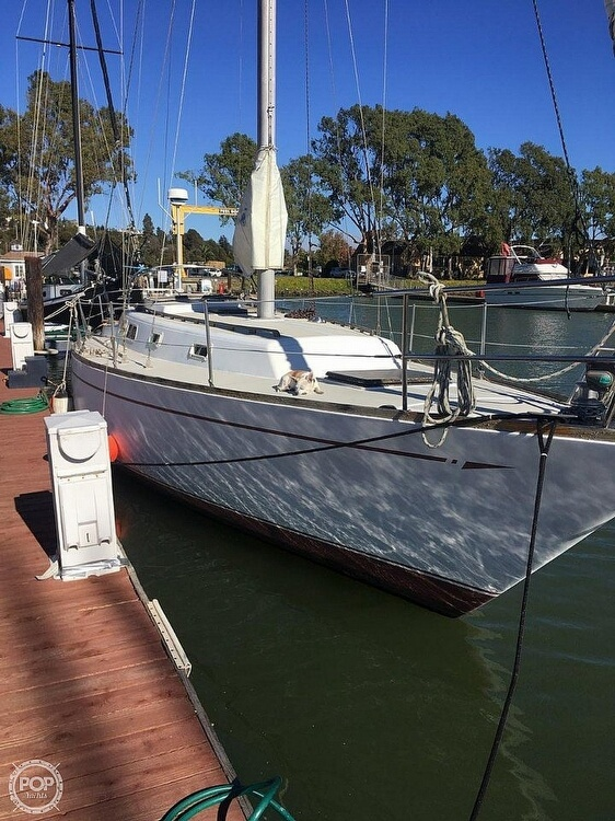1978 CAL boat for sale, model of the boat is 39 MK II & Image # 2 of 40