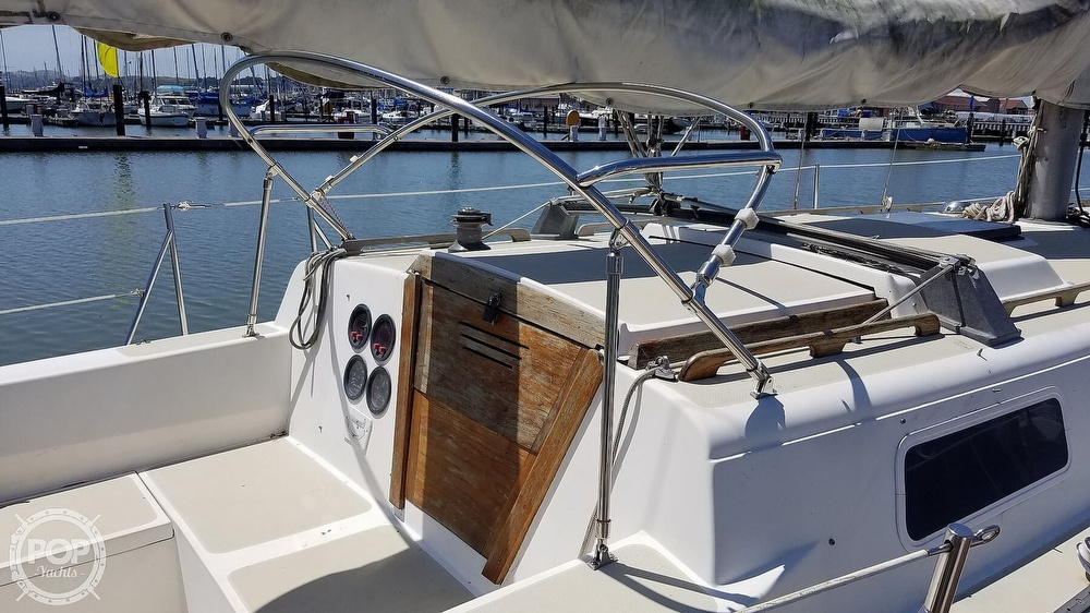 1978 CAL boat for sale, model of the boat is 39 MK II & Image # 17 of 40