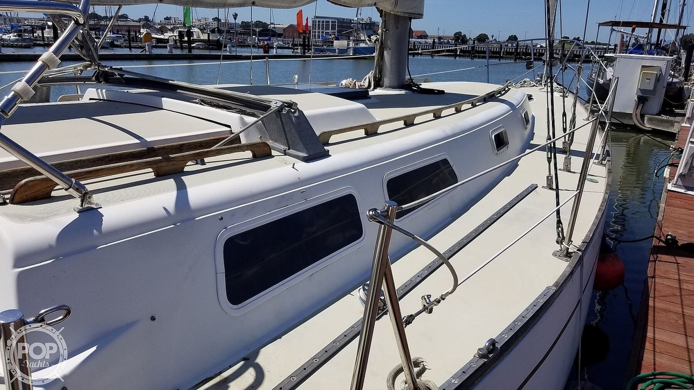 1978 CAL boat for sale, model of the boat is 39 MK II & Image # 18 of 40