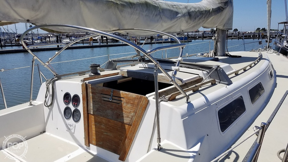 1978 CAL boat for sale, model of the boat is 39 MK II & Image # 19 of 40