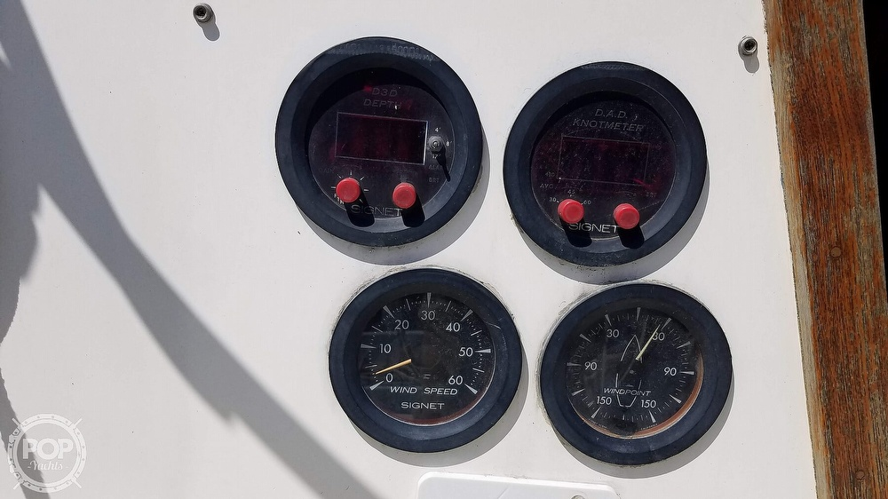 1978 CAL boat for sale, model of the boat is 39 MK II & Image # 22 of 40
