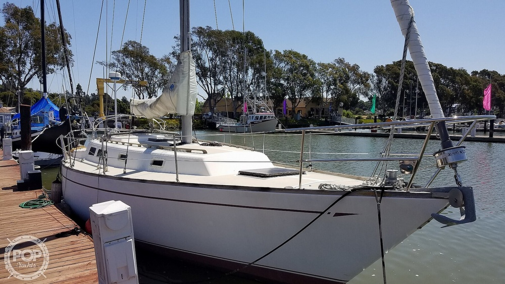 1978 CAL boat for sale, model of the boat is 39 MK II & Image # 34 of 40