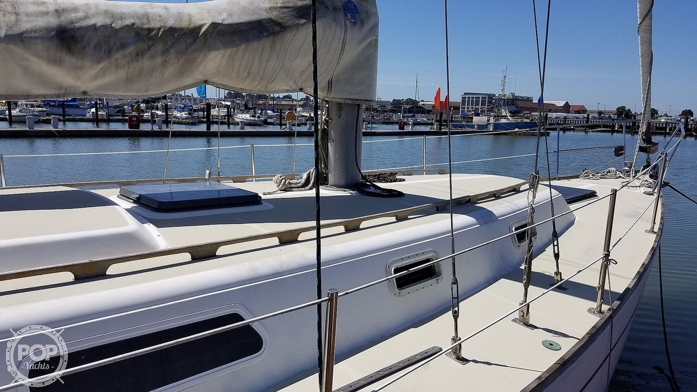 1978 CAL boat for sale, model of the boat is 39 MK II & Image # 37 of 40