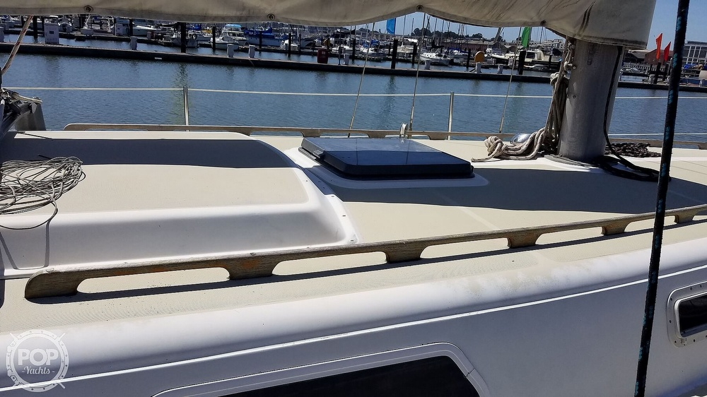 1978 CAL boat for sale, model of the boat is 39 MK II & Image # 38 of 40