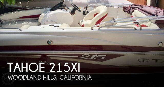 Used Sun Tracker Deck Boats For Sale by owner | 2014 Tracker 23