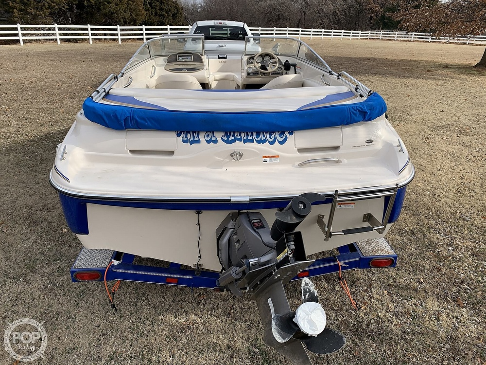 2003 Glastron boat for sale, model of the boat is GX 205 & Image # 9 of 40