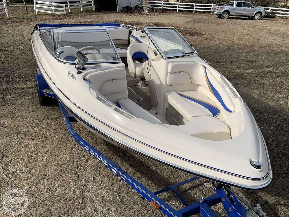 2003 Glastron boat for sale, model of the boat is GX 205 & Image # 13 of 40