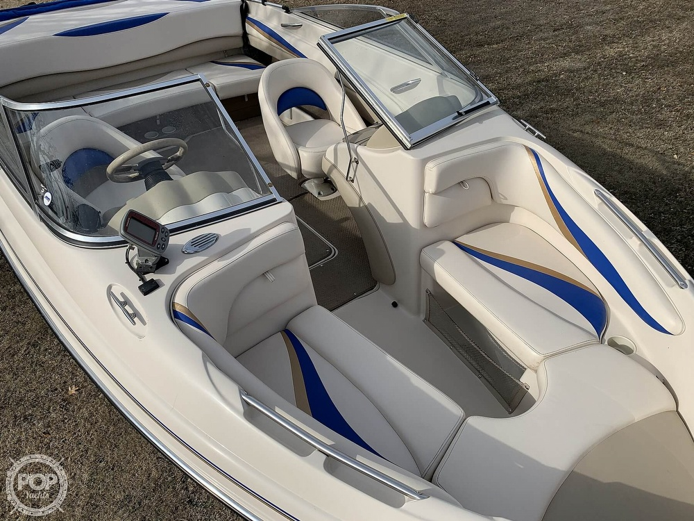 2003 Glastron boat for sale, model of the boat is GX 205 & Image # 4 of 40