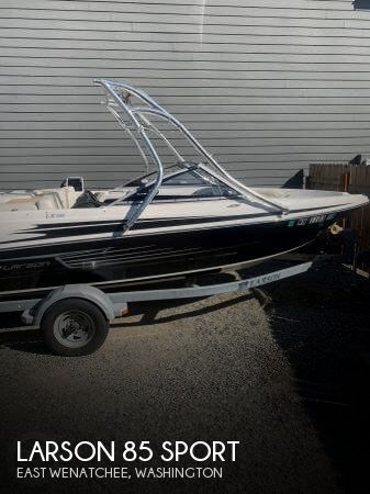 Used Larson Boats For Sale in Washington by owner | 2012 Larson 19