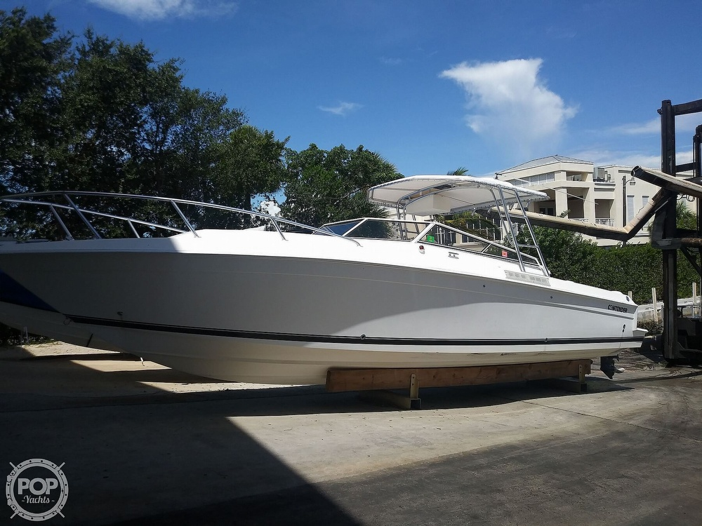 1995 Contender boat for sale, model of the boat is 35 & Image # 2 of 40