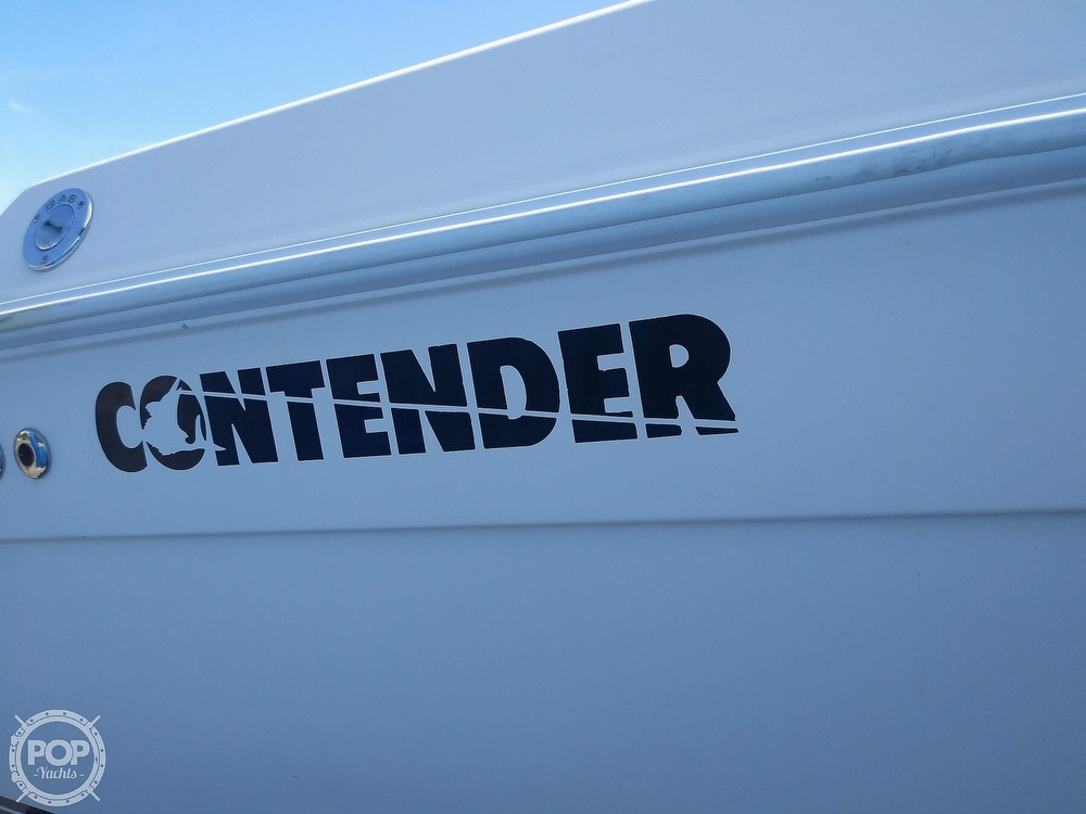 1995 Contender boat for sale, model of the boat is 35 & Image # 8 of 40
