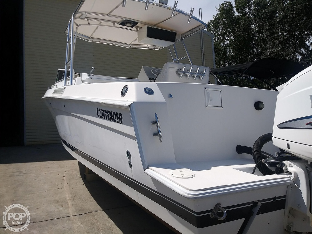1995 Contender boat for sale, model of the boat is 35 & Image # 13 of 40