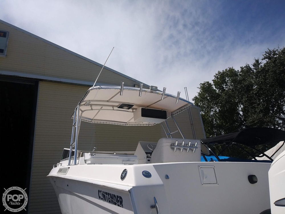 1995 Contender boat for sale, model of the boat is 35 & Image # 14 of 40