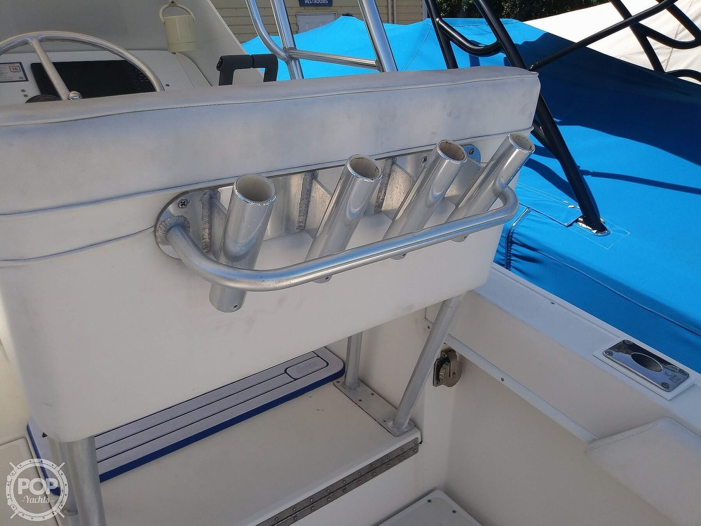 1995 Contender boat for sale, model of the boat is 35 & Image # 28 of 40
