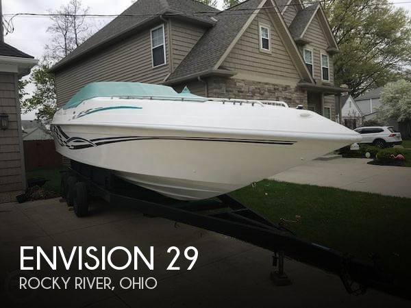 Used Envision Boats For Sale in Ohio by owner | 2002 Envision 29