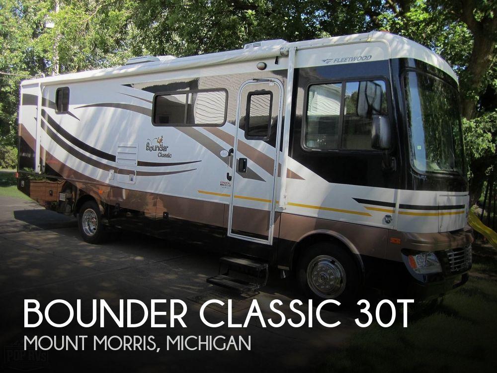 2010 Fleetwood Bounder Classic 30T
