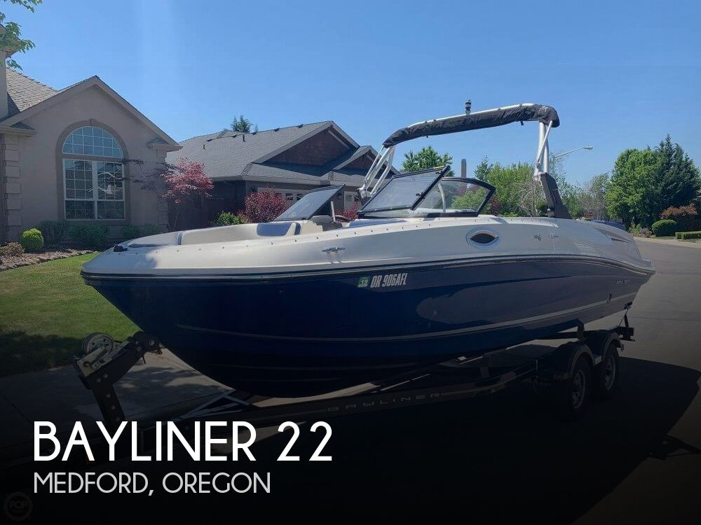 Used Boats For Sale in Medford, Oregon by owner | 2016 Bayliner 22