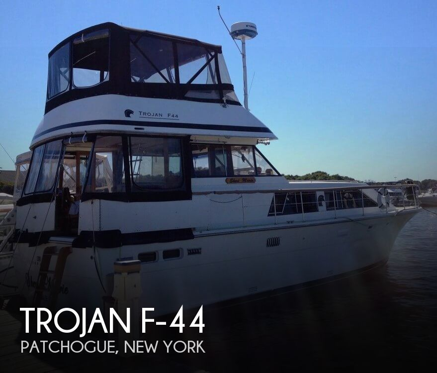 Used Trojan Boats For Sale by owner | 1977 Trojan 44