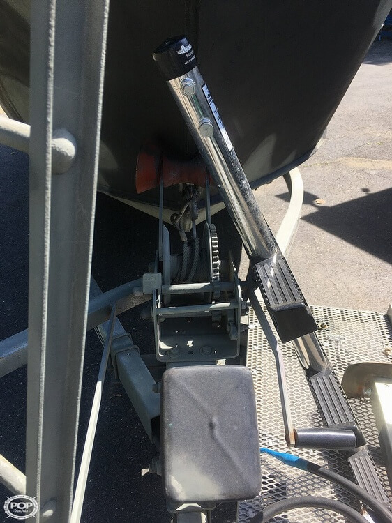 2004 Pacific Skiff boat for sale, model of the boat is 23 & Image # 9 of 40