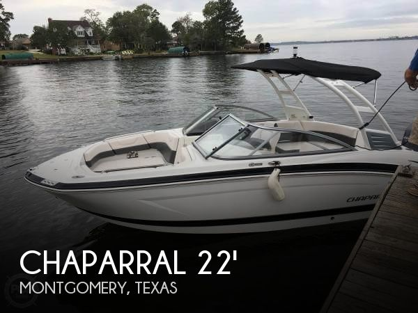 Used Chaparral Boats For Sale in Texas by owner | 2016 Chaparral 22