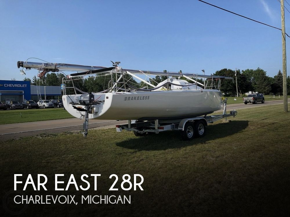 new Sailboats For Sale in Michigan by owner | 2018 Far East 28R