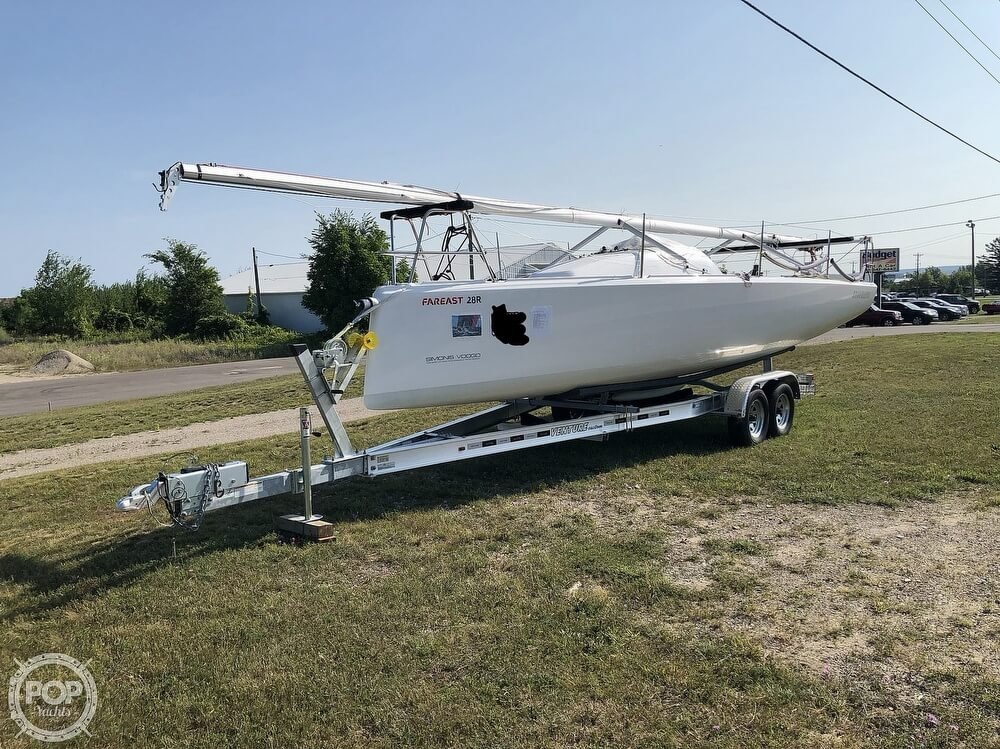2018 Far East boat for sale, model of the boat is 28R & Image # 4 of 41