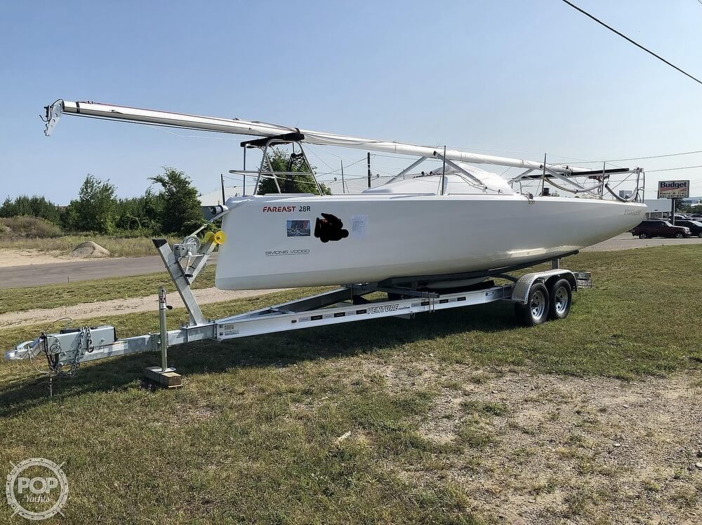 2018 Far East boat for sale, model of the boat is 28R & Image # 5 of 41