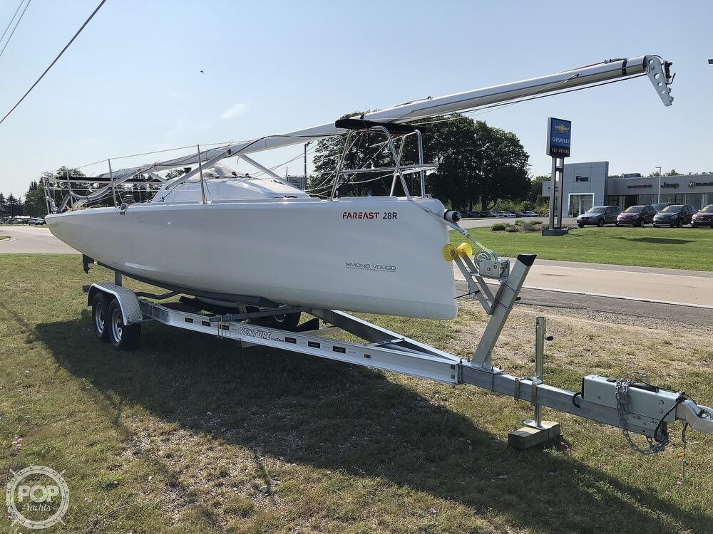 2018 Far East boat for sale, model of the boat is 28R & Image # 9 of 41