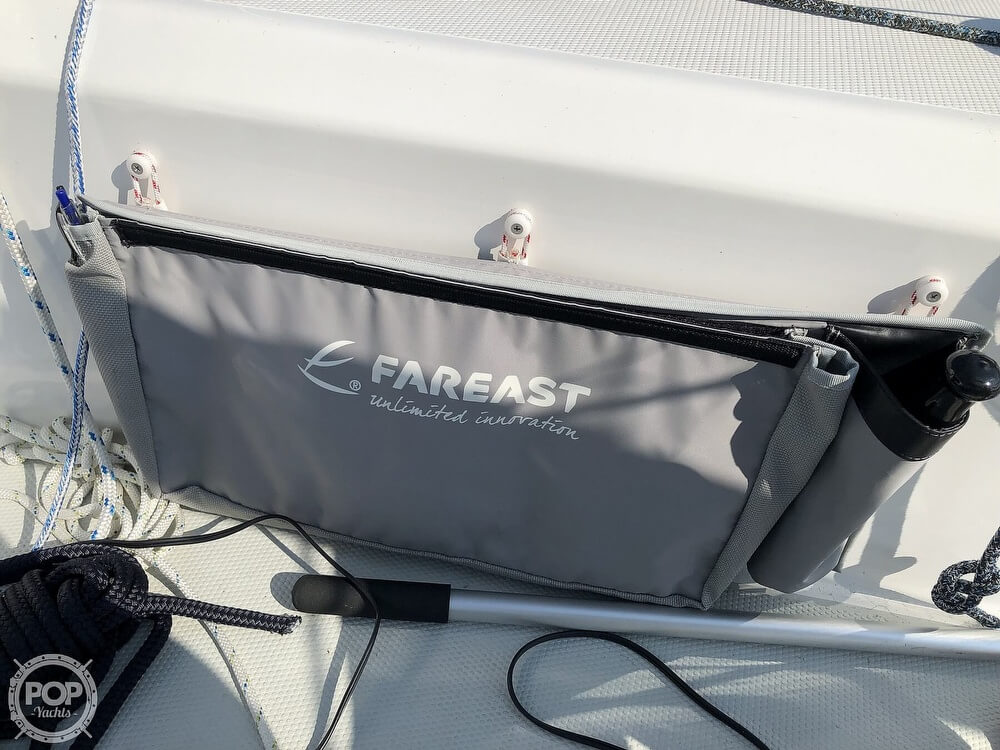 2018 Far East boat for sale, model of the boat is 28R & Image # 18 of 41